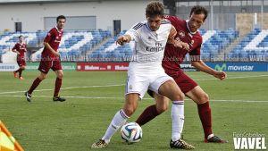El Real Madrid Castilla empata frente al colista