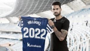 """Willian José: """"No voy a salir y espero seguir y pensar en renovar"""""""