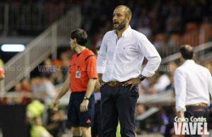 """Nuno: """"Vamos a ir a por el gol, es nuestra manera de interpretar el juego"""""""