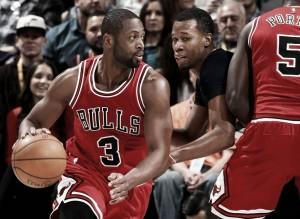 Butler y Wade lideran la victoria de los Bulls ante Utah Jazz