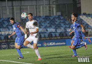 Getafe B - Real Madrid Castilla: otro derbi por la cabeza del grupo