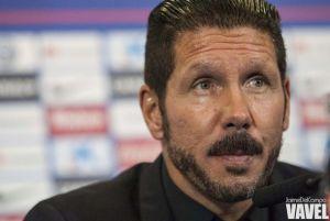 """Simeone: """"Espero un derbi intenso desde el arranque"""""""