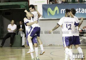 Un doblete de Juanjo Catela mete a D-Link Zaragoza en cuartos