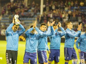 Málaga - Eibar: otro golpe sobre la mesa