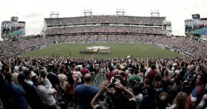 Nashville deja buena impresión para pertencer a la MLS