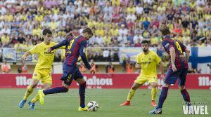 Villarreal - FC Barcelona: puntuaciones FC Barcelona, jornada 2