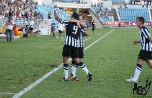 El Club Deportivo Badajoz sigue por la senda de la victoria