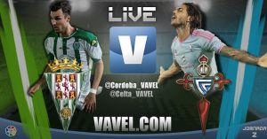 Córdoba vs Celta de Vigo en vivo y en directo online