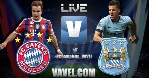 Live Bayern Monaco vs Manchester City, Diretta della Champions League