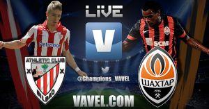 Athletic vs Shakhtar en vivo y en directo online