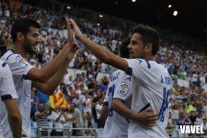 El Real Zaragoza pierde dos puntos de oro en el descuento