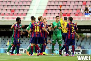 FC Barcelona B- CE Sabadell: puntuaciones FC Barcelona B
