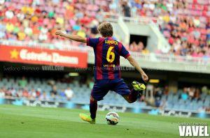El fútbol catalán premia a Samper, Puyol y Corredera