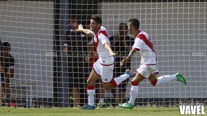 Nacho Pérez: ''Con ganas de contar con más minutos y seguir haciéndolo bien''