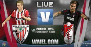Athletic de Bilbao vs Granada en vivo y en directo online