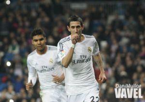 El Real Madrid vence con mérito, se clasifica sin brillo