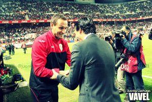 """Emery: """"Sabíamos que era un partido difícil"""""""