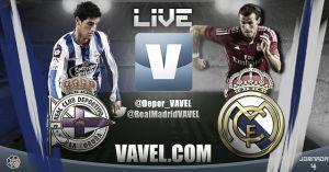Deportivo de la Coruña vs Real Madriden vivo online