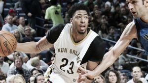 Resumen NBA: los Pelicans se estrenan pese a la lesión de Anthony Davis