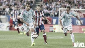 Hugo Mallo podrá jugar contra el Athletic