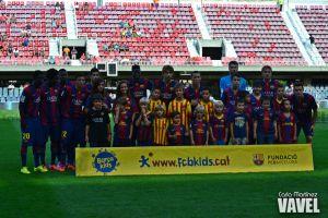 Barcelona B - Llagostera: puntuaciones Barcelona B