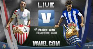 Sevilla vs Real Sociedad en directo y en vivo online