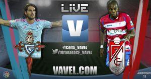 Celta de Vigo vs Granada en vivo y en directo online