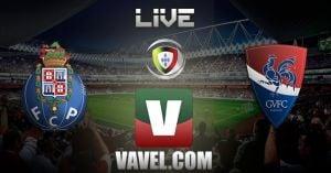 Resultado Porto vs Gil Vicente en la Liga Portuguesa 2015 (2-0)