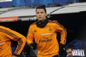 """Cristiano Ronaldo: """"Doy lo mejor de mí cada día"""""""