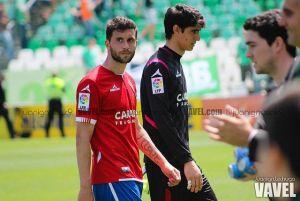 Borja Bastón, el mejor frente al Betis según la afición