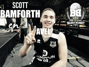 """Entrevista a Scott Bamforth: """"Tienes que seguir mejorando en la cancha y en la vida todos los días"""""""