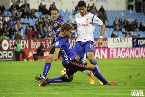 CD Tenerife - Real Zaragoza: puntuaciones del Real Zaragoza, jornada 32