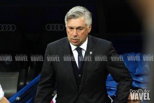 """Ancelotti: """"Esta plantilla es la más dedicada que he tenido"""""""
