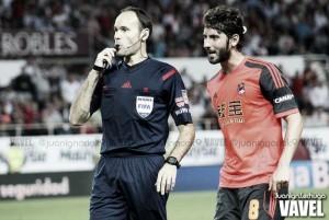 Mateu Lahoz arbitrará el Sevilla-Eibar