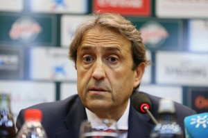 """Luis Casimiro: """"A pesar de la derrota, estoy satisfecho"""""""