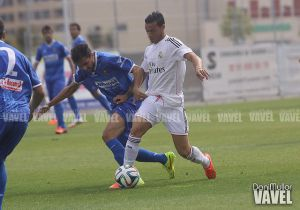 CF Fuenlabrada - Real Madrid Castilla en directo online