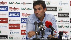 """Asier Garitano: """"Tenemos que ir al doscientos por cien, el Lugo nos va a exigir mucho"""""""