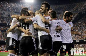 Negredo y Joâo Pereira entran en una lista con toda la plantilla del Valencia