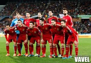 España llega sin el rodaje