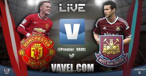 Manchester United vs West Ham, así lo vivimos