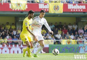 Villarreal - Real Madrid: puntuaciones del Real Madrid, sexta jornada de la Liga BBVA