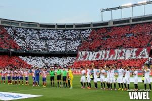 Simeone cambia la dinámica ante el Sevilla