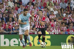 Raúl Navas cumple 100 partidos con el Eibar