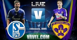 Schalke 04 vs Maribor Live Football Scores and stream of UCL 2014