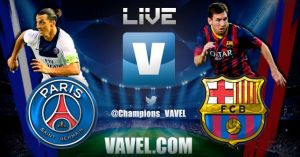 Live PSG - Barcellona, diretta della partita di Champions League