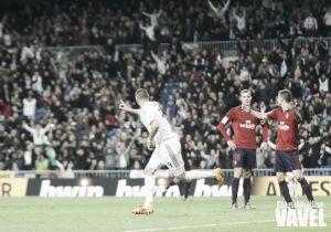 El Real Madrid toma ventaja a oleadas