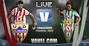 Almería vs Córdoba en vivo y en directo online