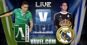 Ludogorets vs Real Madrid Live Stream: Scores and 2014 UCL Results