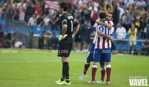 El Atlético de Madrid ya eliminó al Malmö de la Copa de Europa