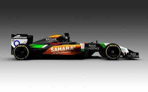 Force India dévoile sa VJM07